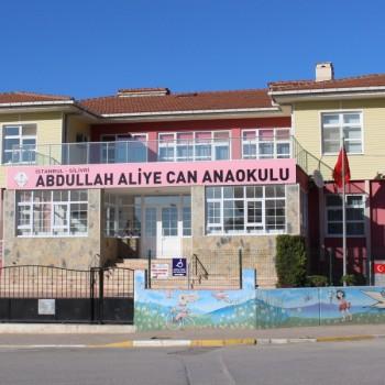 Abdullah – Aliye CAN Anaokulu