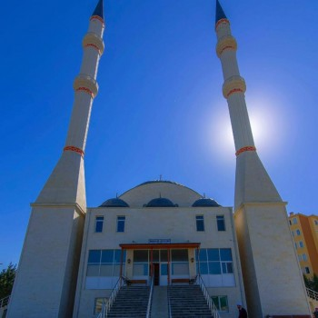 Abdullah – Aliye CAN Camii